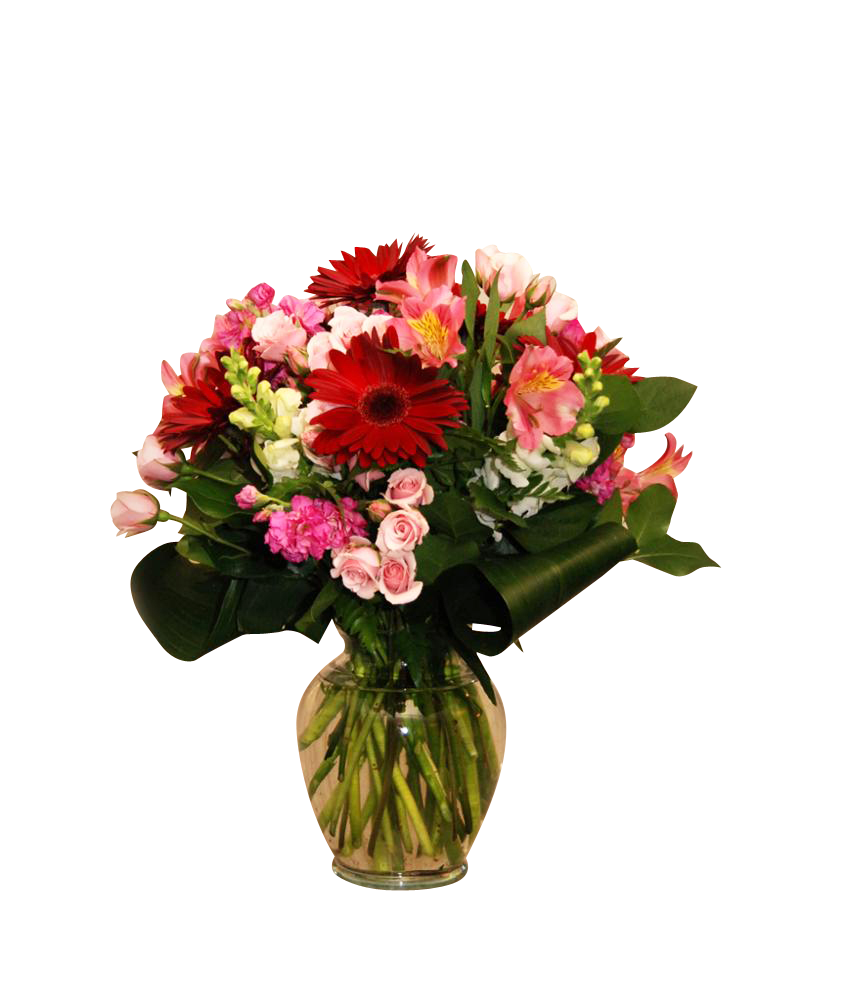 Vase Arrangement 30 Stem Mix